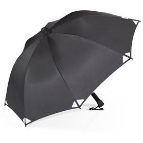 EuroSchirm Swing Liteflex Parapluie, black/reflective